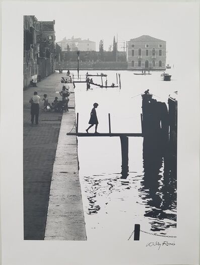 Willy Ronis, 'Venise, Fondamenta Nuovo', 1959