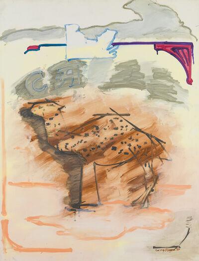Larry Rivers, 'Cream Camel', 1980