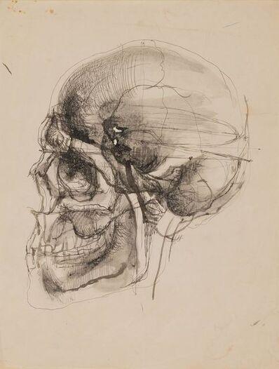 Pavel Tchelitchew, 'Skull in Profile, circa', circa 1944