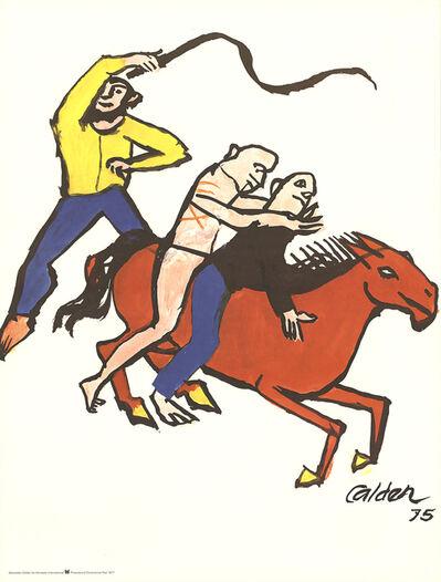 Alexander Calder, 'Amnesty International', 1977