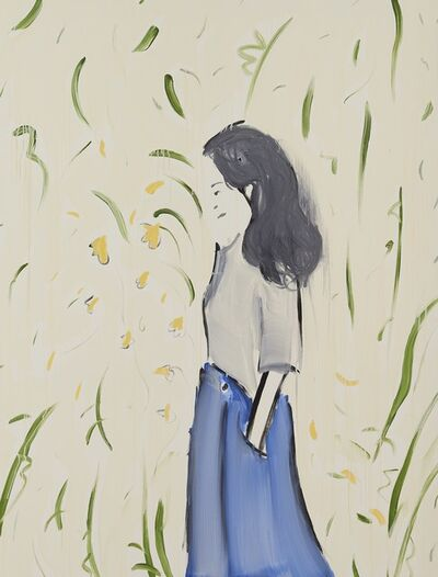 Jia Lee, 'A Girl on a Walk', 2018