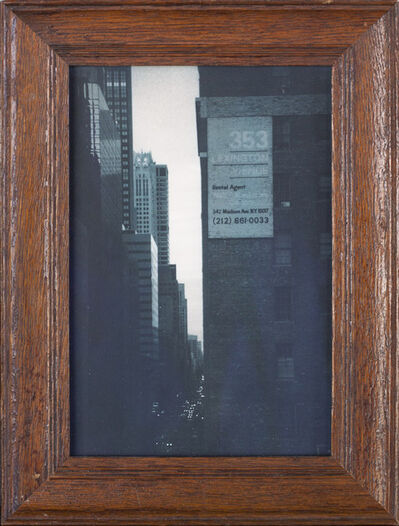 Jefferson Hayman, 'Lexington Avenue', 2009
