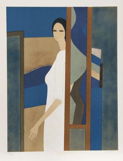 André Minaux, 'Ariana from the Helene Portfolio', 1974