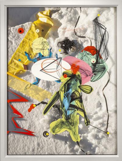 Aditya Pande, 'Boltzmann's Constant Worry', 2019