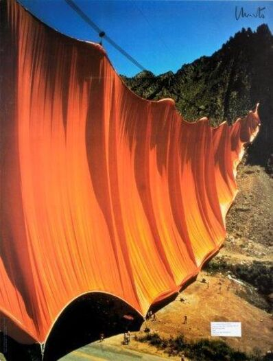 Christo, 'Barrage'