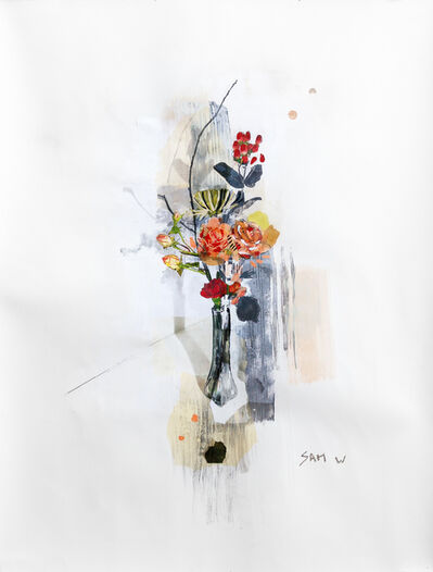 Samantha Walrod, 'Flower Clock 2', 2020