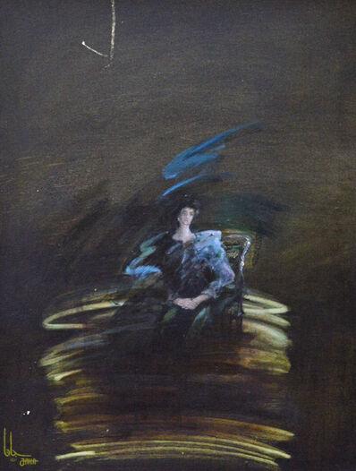 YOSUF JAHA, 'Portrait', 1990