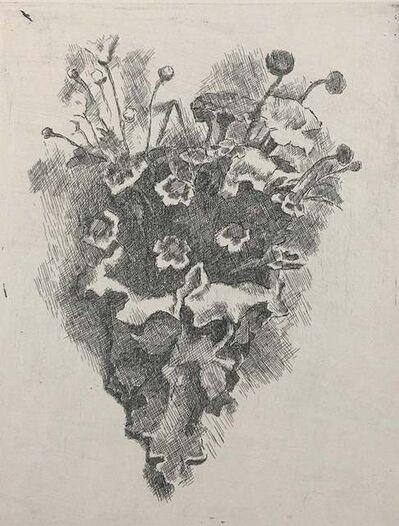 Giorgio Morandi, 'Cornetto Con Fiori Di Campo', 1924