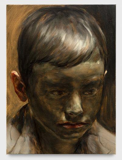 Michaël Borremans, 'Mud Boy II', 2019