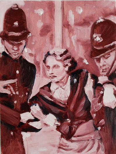 Susanne Lund Pangrazio, 'Police Brutality ', 2017