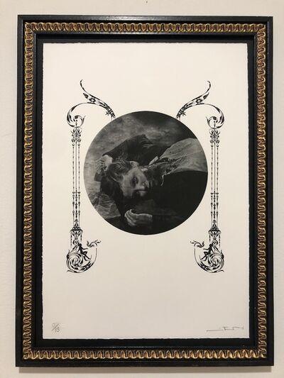 Nina Mae Fowler, '(Bull) Fever - Framed', 2011