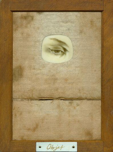 Tabitha Vevers, 'OBJET: Meret (after Meret Oppenheim & Man Ray)', 2013