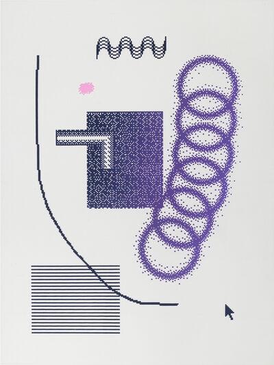 Arno Beck, 'Algorythmics - Edition 1/8', 2018