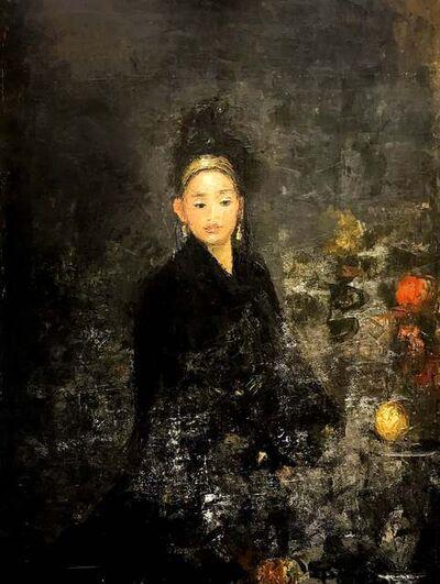Ġoxwa, 'Black Silk', 2015