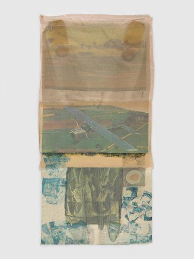 Robert Rauschenberg, 'Scrape (Hoarfrost)', 1974