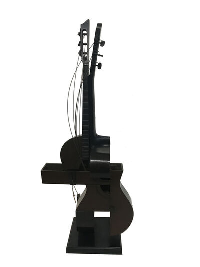 Arman, 'Guitare abacale', 2000