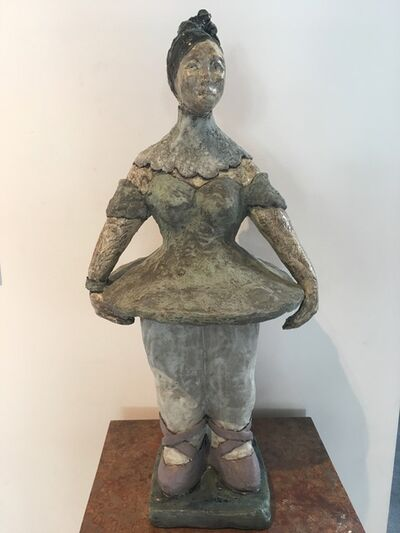 Rebecca Molayem, 'My Ballerina', 2018