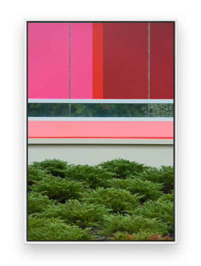 Johannes Kersting, 'Big Pink', 2017