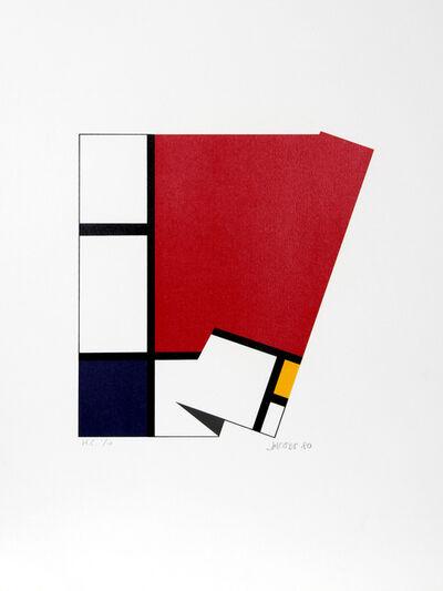 Jim Jacobs, 'Piece de Resistance (Mondrian)', 1980