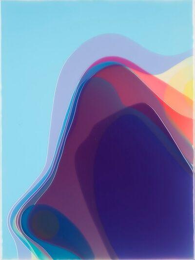 Peter Zimmermann, 'sky', 2017