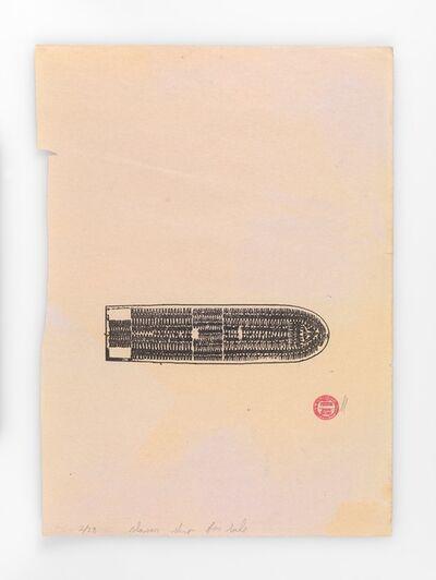 Paulo Nazareth, 'Slave Ships For Sale', 2014