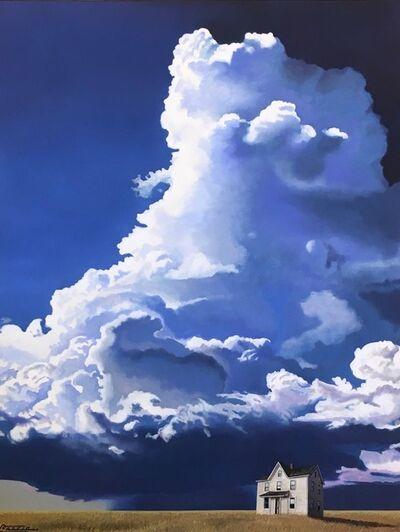 BRUCE CASCIA, 'Thunder Mountain', 2020