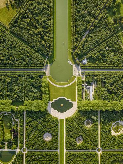 Jeffrey Milstein, 'Versailles Bassin de Apollon', 2019