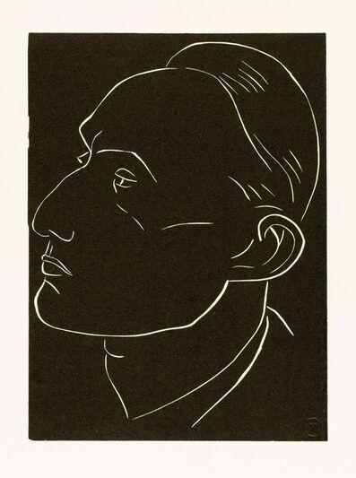 Henri Matisse, '...ET IL FAUDRA MOURIR SANS AVOIR TUÉ LE VENT ...(Variant I)', 1981