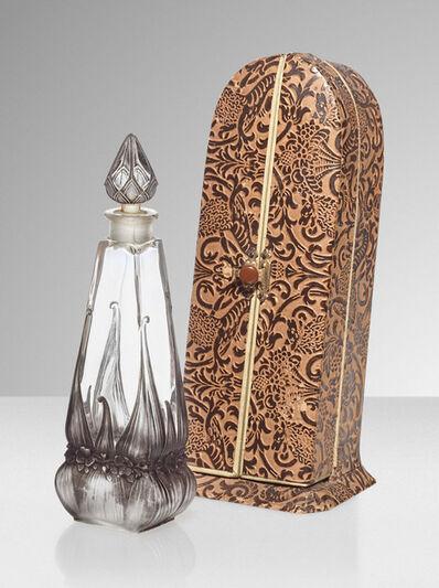 Julien Viard, ''Le Lys Noir', a Isabey Viard scent bottle', designed 1924