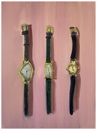 Deborah Brown, 'Watches', 2020