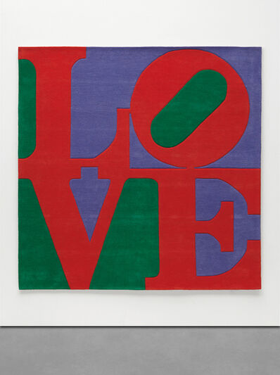 Robert Indiana, 'Chosen Love (Philadelphia)', 1995