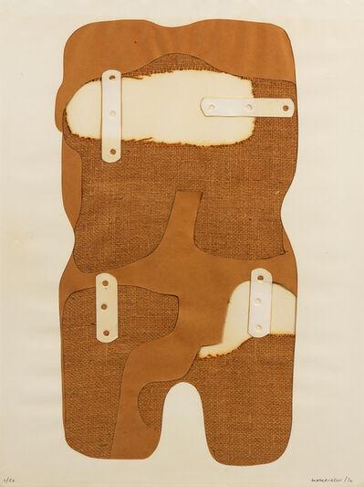 Conrad Marca-Relli, 'Untitled', 1970