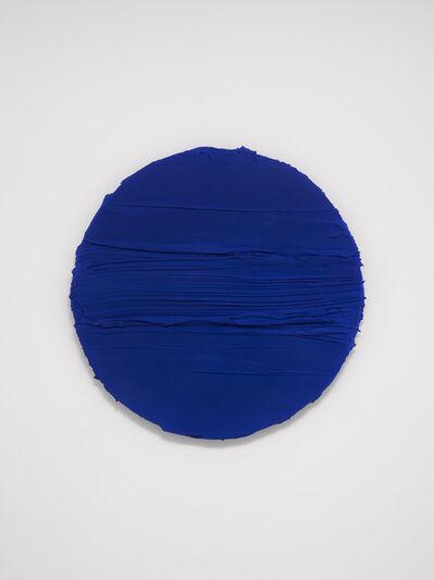 Jason Martin, 'Untitled (Ultramarine blue)', 2021