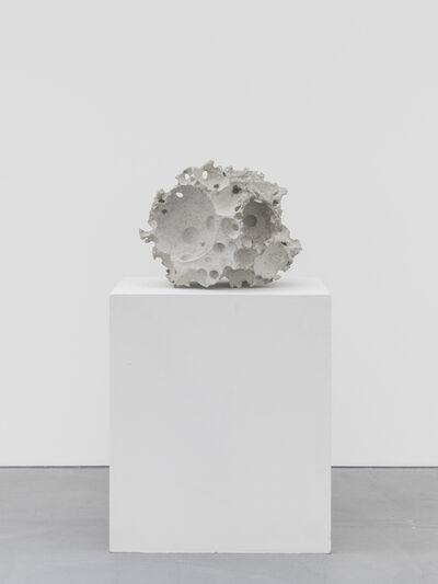 Beat Zoderer, 'Kugelguss No. 1', 2012