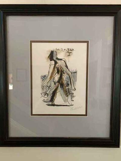Pablo Picasso, 'Le Gout du Bonheur 30', 1970