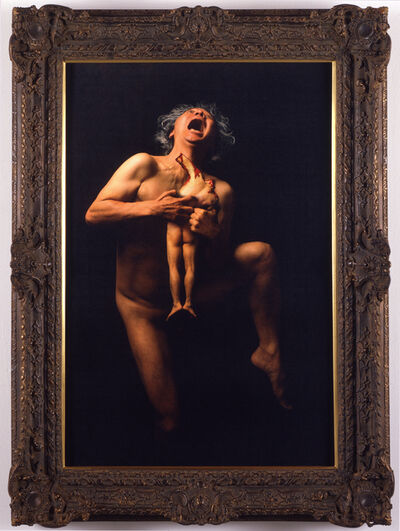 Yasumasa Morimura, 'Exchange of Devouring', 2004