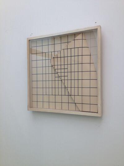 Grazia Varisco, 'Extra Pagina Bianca', 1975