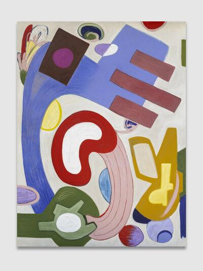 Hayal Pozanti, 'Celestial Harmonics (82 - Sopo Tettab)', 2020