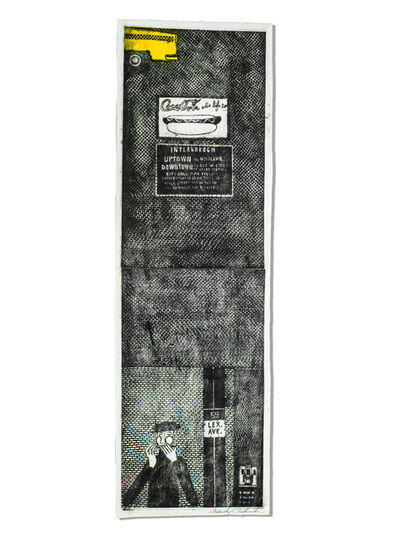 Mitsushige Nishiwaki, '59 Lex Ave', 2016