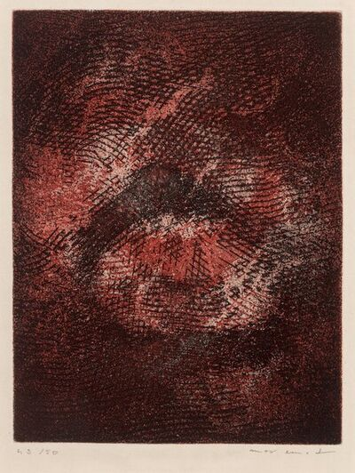 Max Ernst, 'Paroles peintes', 1962