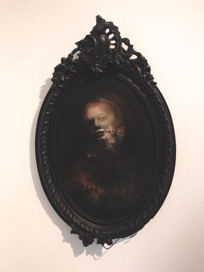 ANTHONY MIRIAL, 'Femme brûlée', 2017
