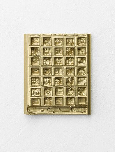 Johannes Wohnseifer, 'Aluminium Painting #2', 2019
