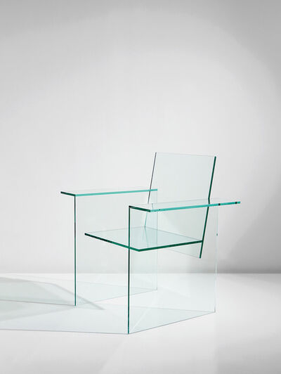 Shiro Kuramata, ''Glass' chair'
