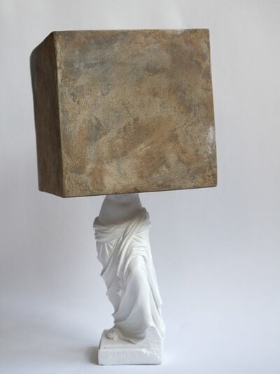 Kostas Synodis, 'Square Logic VII', 2017
