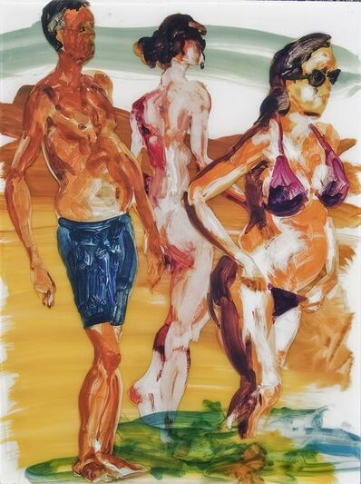 Eric Fischl, 'Untitled (EFB0007)', 2013