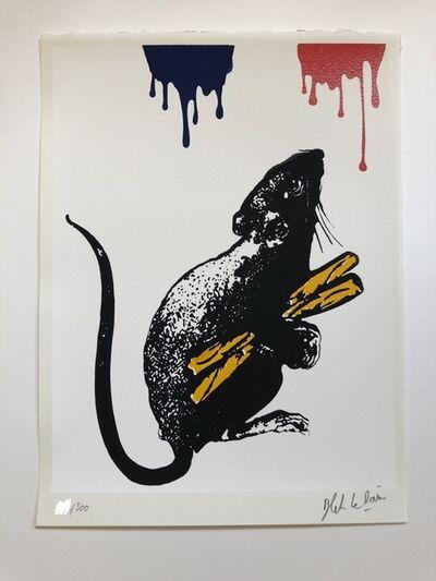 Blek le Rat, 'Rat No. 5 ', 2019