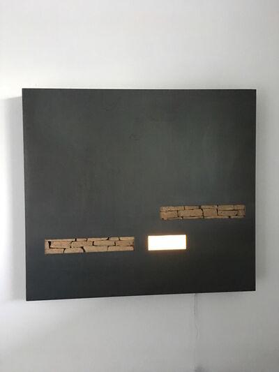 Madeleine Dietz, 'Licht-Erde-Tresor, August II', 2013