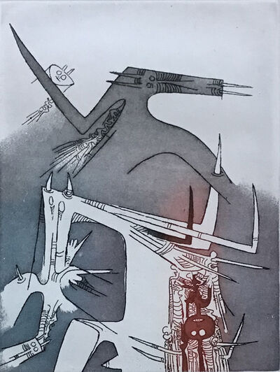 Wifredo Lam, 'Personnaggi', 1965