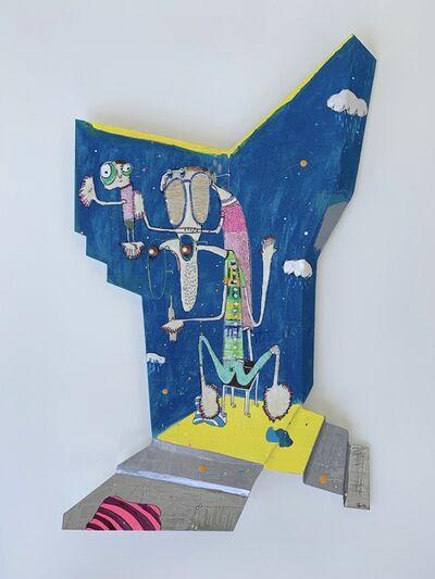 Rafa Macarrón, 'Mostrando La Luna', 2019