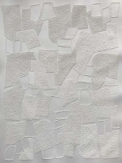 Antonin Anzil, 'Untitled 1 beige', 2019